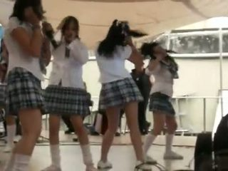 Japanese Schoolgirl Band