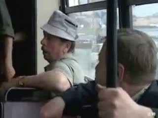 echt publiek, kwaliteit russisch tube, bus neuken