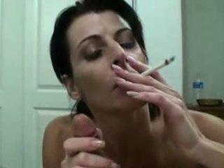 cougar, smoking, sex