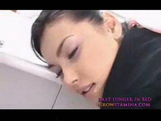 Maria ozawa hot asian stewardes fucking from behind 2