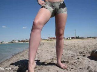 groot voyeur seks, online strand seks, online knipperende actie