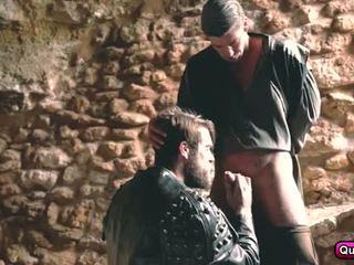 Igre od thrones zadaj the prizori!