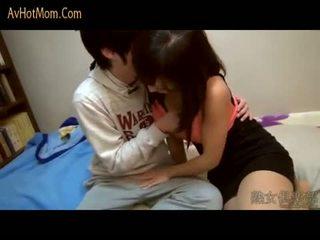 오럴 섹스, 일본의, 청소년