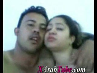 Hot irak par knulling på den gulv