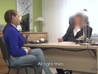 watch audition scene, see interview action, quality boob