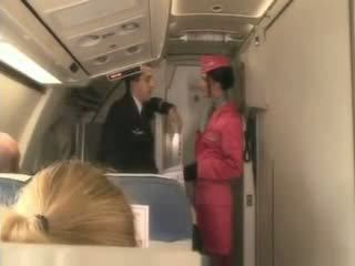 kwaliteit pijpen, beste stewardess neuken, echt hardcore video-