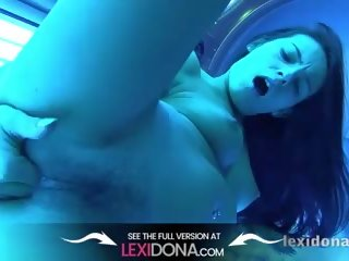 body channel, masturbate film, fun brunettes porn