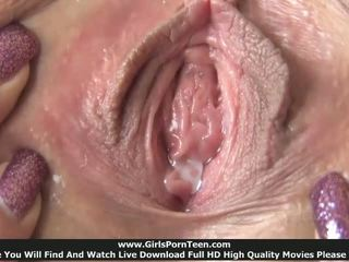 clitoris, any pussy quality, rated fingering
