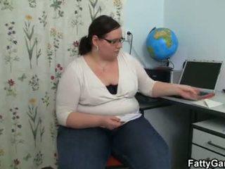 """Chubby big belly teacher seduces him for play <span class=""""duration"""">- 6 min</span>"""