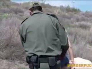 Border patrol agent becerdin lezbiyen genç arap kimberly gates