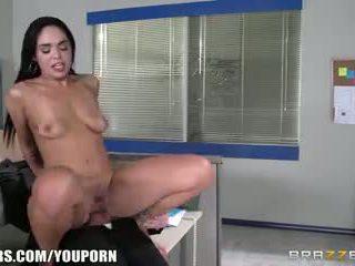 Brazzers - Selena Santana gets fucked in the office