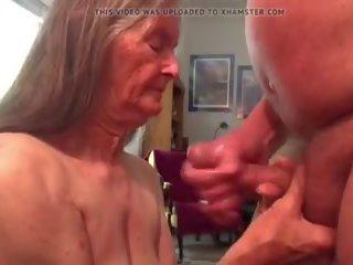 beste plezier, controleren cum in de mond, meer grootmoeder film
