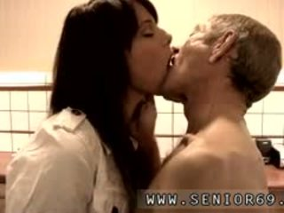 Young Girl And Older Man Sex After Some Short Test The Stami