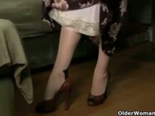 How Mom's Bad Date Sends Her Into A Masturbation Frenzy