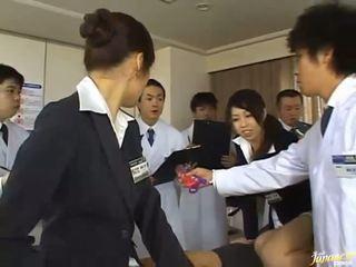 meer brunette scène, japanse, hq anale sex