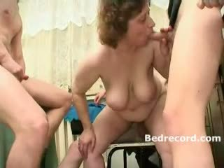 group sex, mature, moms and boys, older ladies