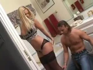 u blondjes neuken, meest oraal film, mooi kousen porno
