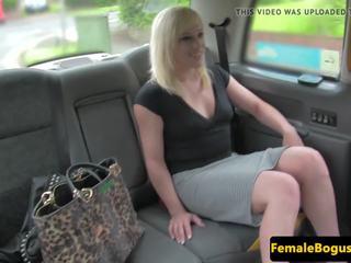 public nudity, female fake taxi