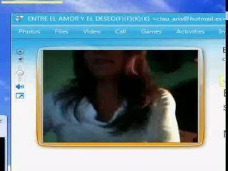 webcam, plezier masturbatie kanaal, zelfgemaakte klem