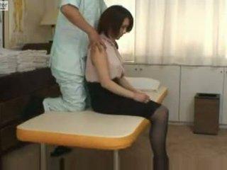Hapon istudyante gets fucked by kanya massager