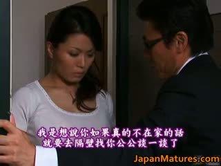 Miki sato igazi ázsiai beauty van egy érett part4