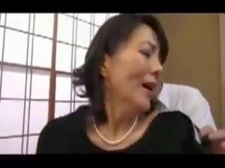 Japanische Milf Mama Reife