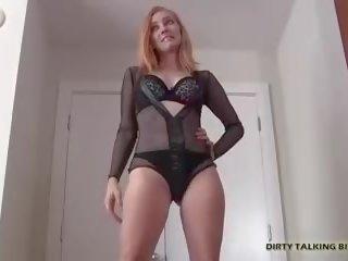 lingerie thumbnail, femdom, groot pov seks