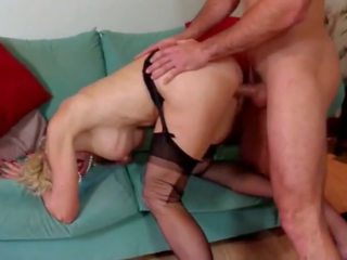 Hot British Mommy with Young Lover, Free Porn 1e