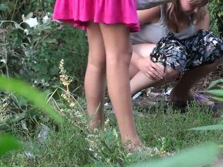 voyeur, piss, outdoors, amateur