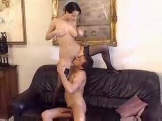 controleren grote tieten, meer anaal video-, kousen