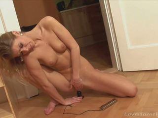 hq vibrator thumbnail, mooi masturbatie neuken, hd porn