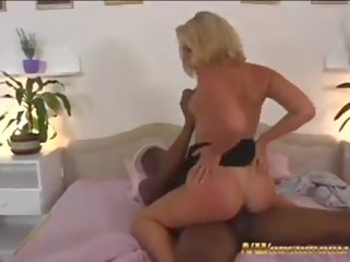 Nworship White Blonde Wife Sofia Cheating with Black...