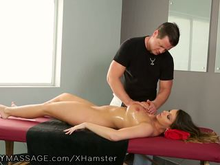 bộ ngực to, milfs, massage