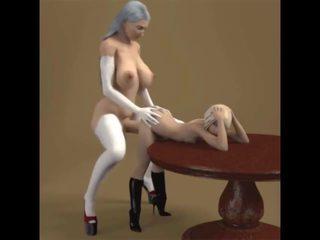 3D Tits: Free Hentai & 3D Porn Video 1a