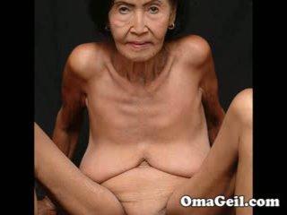 Omageil velika zbirka old babice in senior ženska