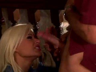 alle pijpen, echt blondjes seks, een grote tieten