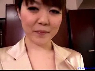 Office lady showing off her pussy stimulated with vibrator o