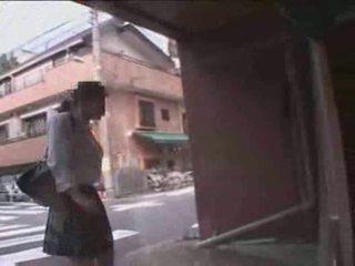 controleren japanse, u seks actie, plezier schoolmeisje porno