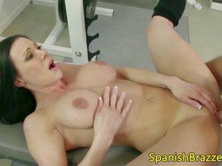 Diosa chupa verga disfruta ejaculação na cara de leche: grátis hd porno 2b