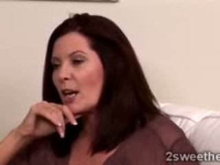 Mature Magdalene St Michaels Eats Sara Jaymes Young Pussy