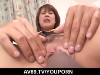Rough Pleasures To Make Sakurako Reach Orgasm