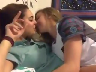 Makeout Chicks: Free Kissing Porn Video 35