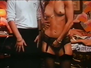 Cinema 75: Free Vintage & Blonde Porn Video 98