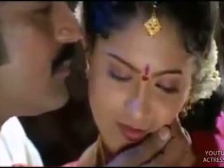 Telugu Actress Raasi Hot First Night Scene