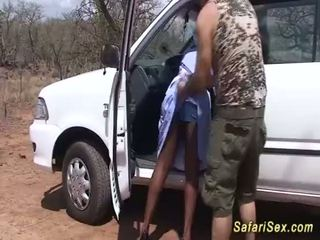 "wild african jeep sex safari <span class=""duration"">- 13 min</span>"