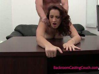 ass fuck, big tits, assfuck, casting