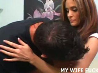 hoorndrager scène, ideaal femdom neuken, controleren bedrog thumbnail