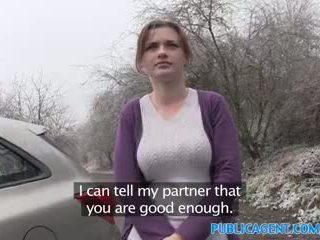 Publicagent innocent shopper gets fucked v a auto pro modelling práce