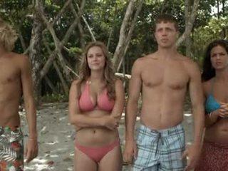 nieuw bikini, kwaliteit beroemdheden, mooi tiener