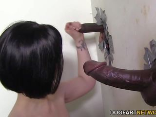 Larkin Love Fucks Black Cocks - Gloryhole: Free HD Porn ed